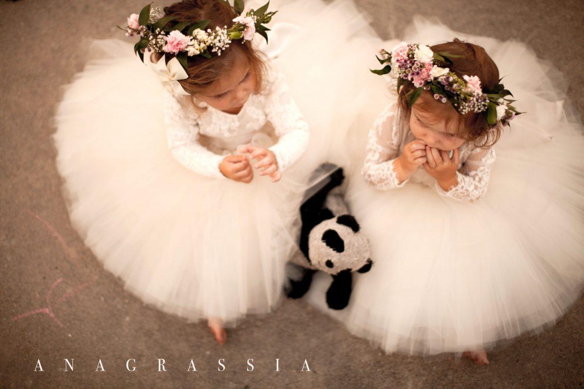 Flower Girl Dress Tulle Lace Leotard Best Marusya Marusya